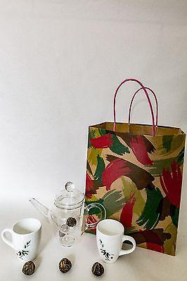 Flowering Blooming Tea Gift Set