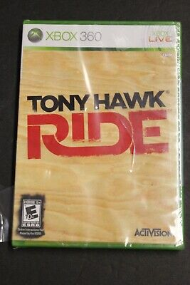 New Tony Hawk: Ride - Xbox 360 Game - Complete & Tested