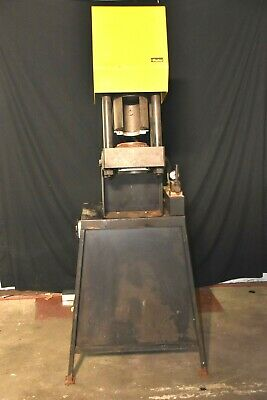 Parker Parkrimp 2 Hydraulic Hose Fitting Crimping Machine With 8 Dies