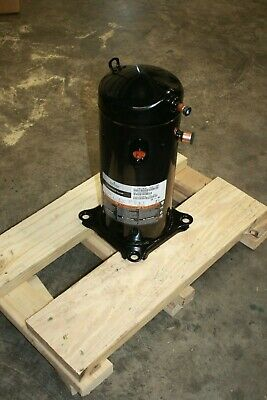 New 5 Ton Copeland Scroll Compressor Zr57k3e-tfd-830 460v 3 P R410a