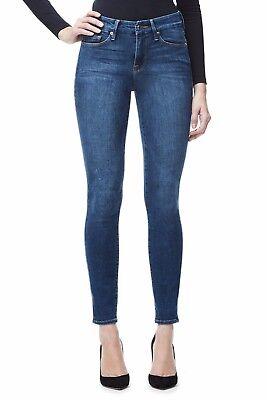 New Good American Good Legs High Rise Blue004 Skinny Jeans GAGL899 Size 00/24