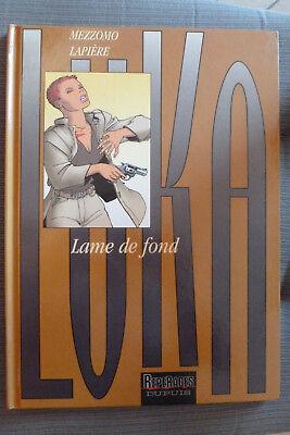 BD luka n°7 lame de fond EO 2002 TBE mezzomo lapiere