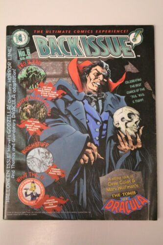 Back Issue Magazine By TwoMorrows YOU PICK AND CHOOSE ISSUES 2003 Comic Fan Lot