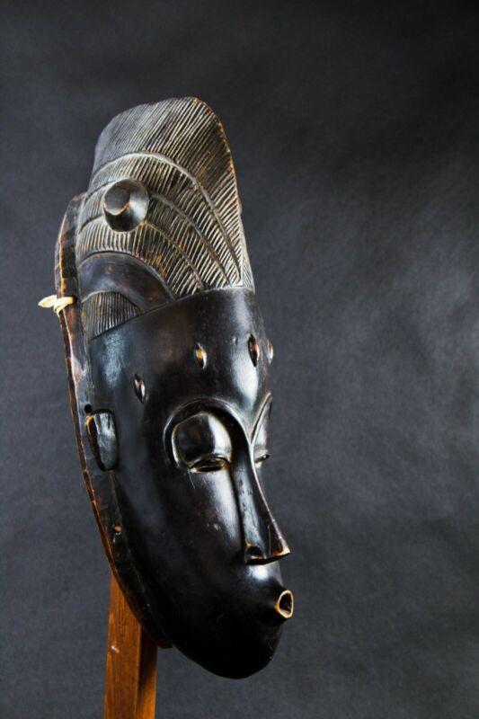 Baule Mask, Cote d