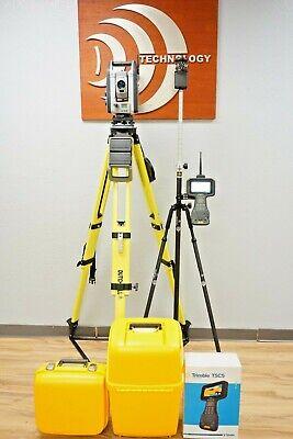 Trimble S7 2 Sec Dr Plus Vision Tsc5 Scanning Robotic Total Station S6 S8 S9 Vx