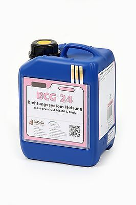 Sealing Fluid BCG24 (2,5 Liter) to 30 Liter Water Loss Daily Bacoga