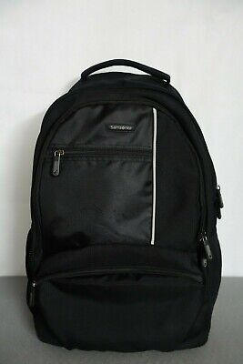 Samsonite Casual - Wheeled Laptop Backpack - Black