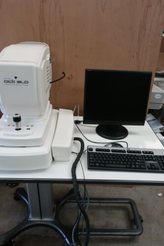 Oct Slo Spectral Combination Imaging System