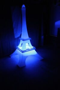 LED Eiffel Tower for rent