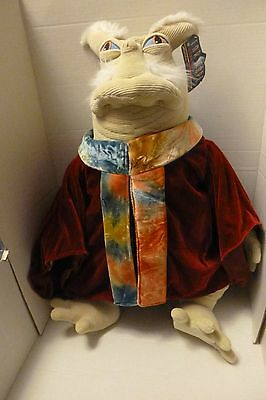 Rygel The XVI Plush Animal Farscape W Tag Rare #61000 Toy Vault LIFE SIZE