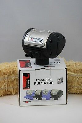 Melasty Pulsator For Goats Compatible With Tulsan And Other Milking Machines.