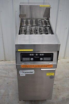 Frymaster Fe155se Rethermalizer Pasta Cooker