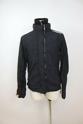 Superdry Double BlackLabel Man's Windcheater Outdoor Jacket sz XL