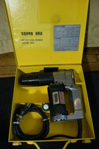 Tone Shear Wrench Model S-60EZA   CLEAN