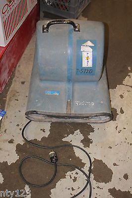Drieaz Sirocco Turbodryer Turbo Dryer Carpet Fan Blower
