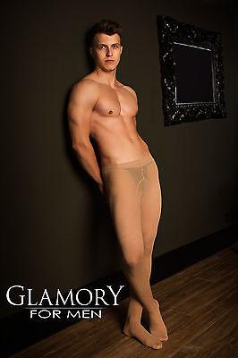 Glamory Support 40 Herren Stützstrumpfhose Strumpfhosen für Männer bis 4XL 50424
