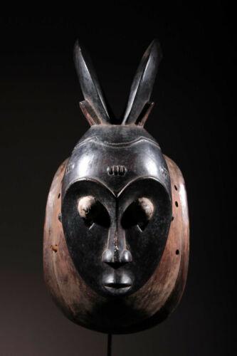 Mask African Mask Yohouré 1598