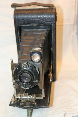 KODAK NUMBER 3-A AUTOGRAPHIC MODEL C FOLDING CAMERA