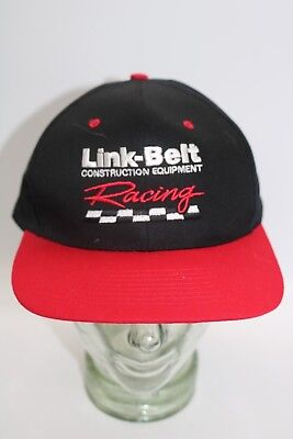 LINK-BELT CONSTRUCTION EQUIPMENT RACING  EMBROIDERED HAT BASEBALL CAP NEW](Link Hat)
