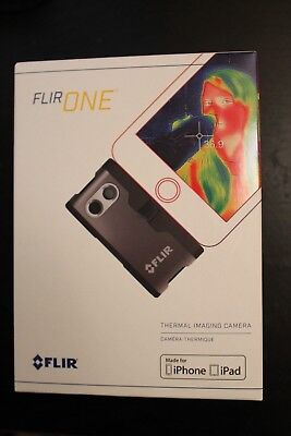 Brand New - FLIR ONE Personal Thermal Imager for iOS Apple 435-0004-02 Imaging