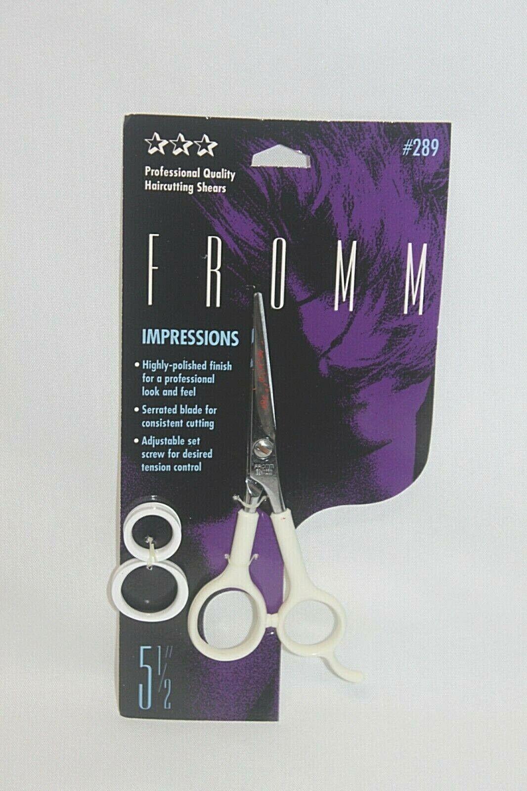 impressions shears scissors hair cutting barber tool