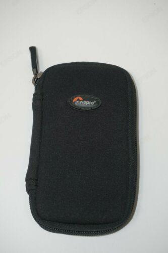 Lowepro DMC-Z Memory Card Storage Zippered Soft Case Wallet 6X CF SD SDHC