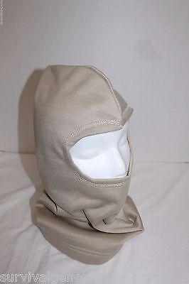 Polypropylene Balaclava (Cold Weather Polypropylene Balaclava Desert Sand Tan Face Mask Thermal ECWS)