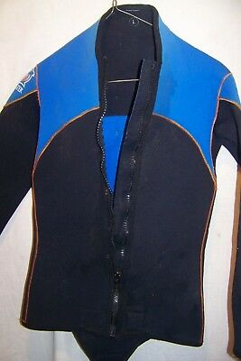 Bluewater Neoprene Beavertail Swimming Surfing Diving Wet Suit, Men