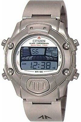 CITIZEN ME2000-50A,Promaster,ALARM CHRONOGRAPH,junior size case,36.5 mm,100m WR