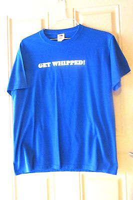 Pinnacle Whipped Cream Vodka Get Whipped Graphic Tea Shirt Large