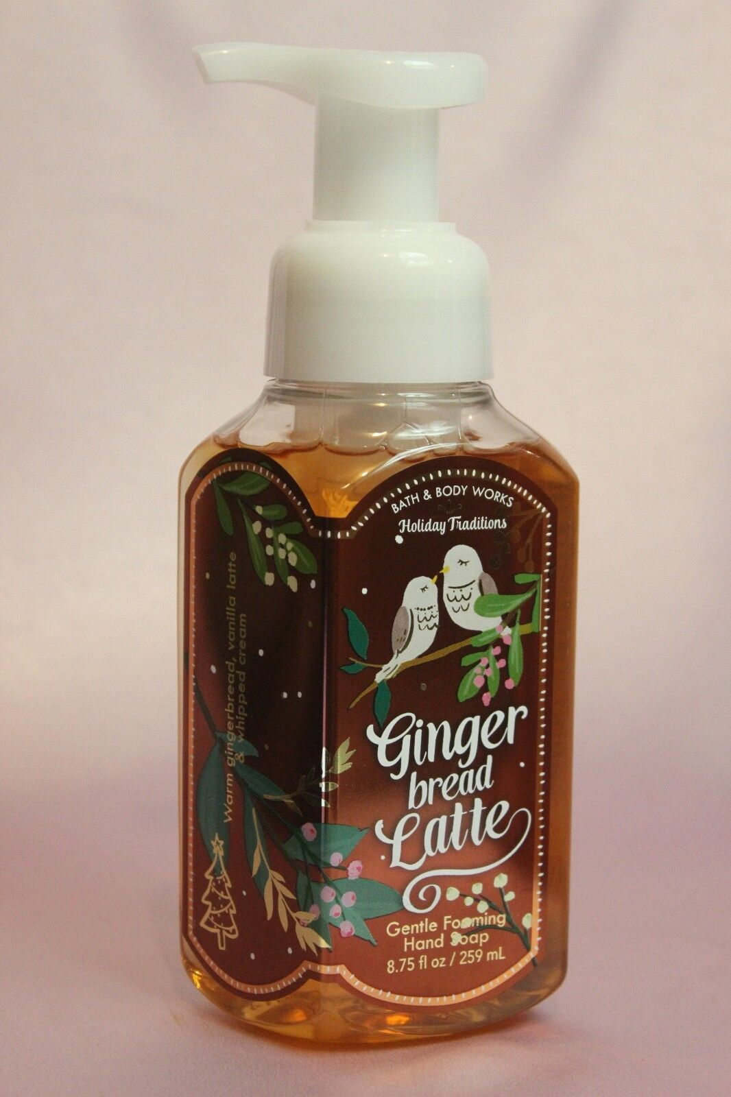 Porn simple pleasures gingerbread hand soap and