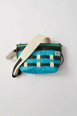 [Acne-Studios] Aqua Fanny Pack, Unisex Crossbody Bag / New with Tags