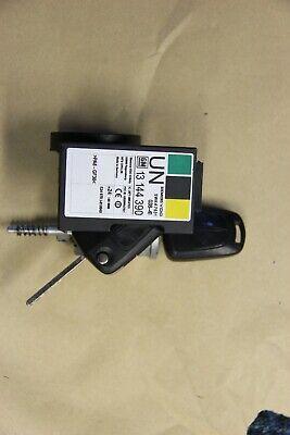 VAUXHALL CORSA MERIVA VECTRA IGNITION KEY TRANSPONDER 13144390 2 keys & pin