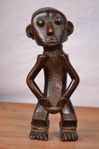 African art tribal, zande Statue  from Democratic republic of congo