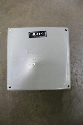 Kraloy 8x8x4 Non-metallic Pvc Plastic Electrical Enclosure Box