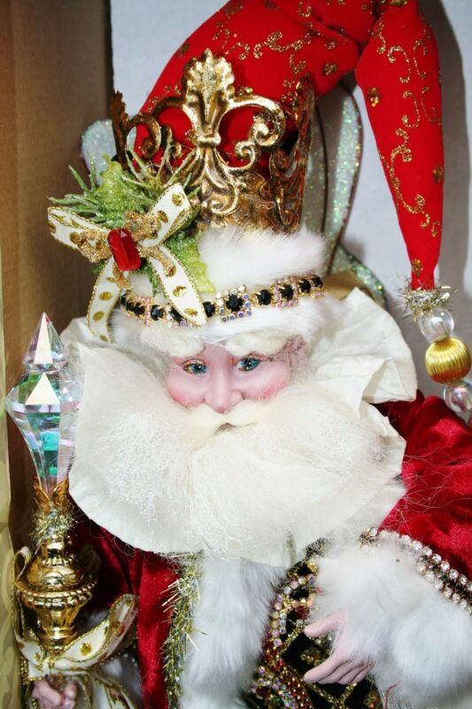 Mark Roberts King of Bling Fairy, medium size Limited Edition #666 out of 1500