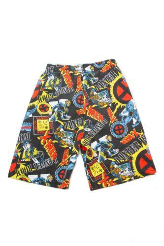 1990s X-Men Shorts Kids Marvel Surf Skateboarding Retro 90s Funstuff NY