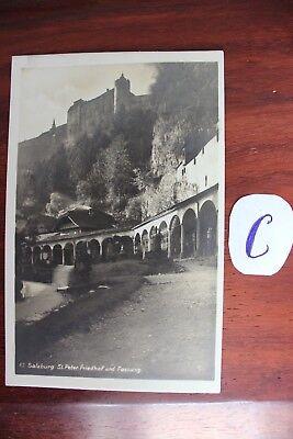 Postkarte Ansichtskarte Österreich Austria Salzburg