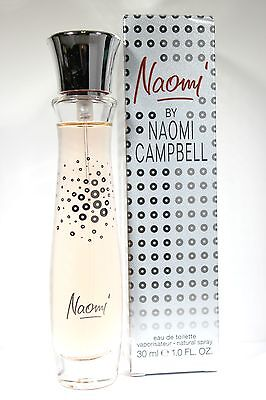 Naomi By Naomi Campbell 1 0Oz  Edt Spray For Women New In Box