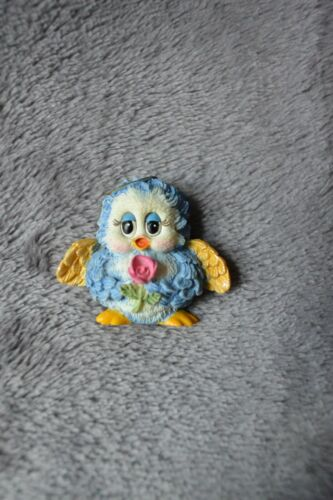 Sunshine Promises  Bluebird Pin By Gretchen Clasby  RARE  signed