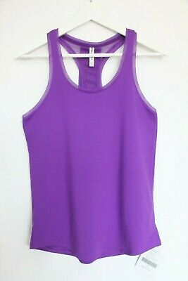 Fabletics Tank Top XS New Active Shirt Women Running Gym Work Out Fitness outfit