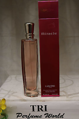 MIRACLE Lancome Eau de Soin Lumiere Radiant Body Mist Women Spray 3.4 fl.oz.