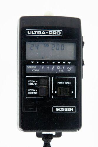 Gossen Ultra-Pro (Ambient/Flash) Light Meter