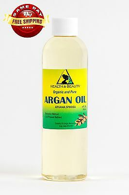ARGAN OIL REFINED ORGANIC MOROCCAN COLD PRESSED PREMIUM HAIR