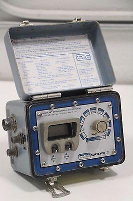 Hydrolab Surveyor Ii 2 Environmental Data System Water Conductivity Tester
