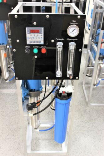 Reverse Osmosis Water System Commercial-industrial 2000 Gpd Ro Made In Usa