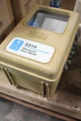 Isco 3210 Ultrasonic Flow Meter Working