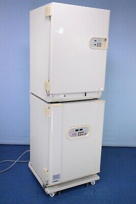 Sanyo Mco-17aic Mco-18aic Co2 Incubator Dual Double Stack Tested With Warranty