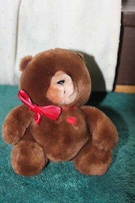 Emotions Mattel Teddy N Me Bear 1983 Vintage Good Luck New Other Dolls Dolls, Clothing & Accessories