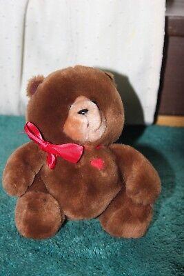 Dolls, Clothing & Accessories Emotions Mattel Teddy N Me Bear 1983 Vintage Good Luck New Dolls & Bears